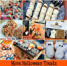 Mommy's Kitchen - Country Cooking & Family Friendly Recipes: Jack O Lantern Sugar Cookies {+ More Last Minute Halloween Treat}