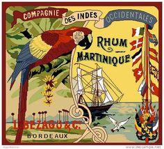 image des communes de la Martinique en tan lontan - Recherche Google