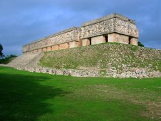 Founded in 700 A.D., Uxmal was home to approximately 25,000 people. Uxmal is considered one of the best of the Mayan sites for art and architecture.