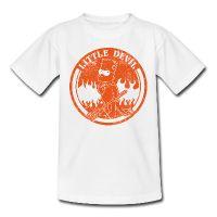 Bart Simpson Little Devil T-Shirt for Kids. From Spreadshirt