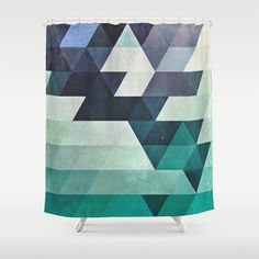 aqww hyx Shower Curtain