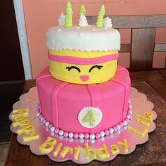 Wishes cake  #WishesCake #Wishes #Shopkins