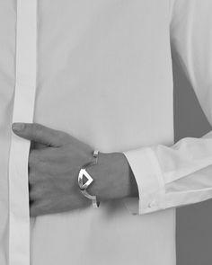 Bracelet no.1 – Silverarmband