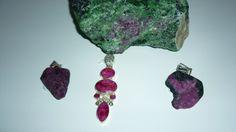 Pedras e pedras preciosas brasileiras rubi