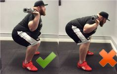 You're about to identify which muscles are working against you, and how to get them fired up for a bigger squat.