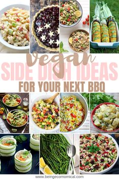 159 Best Bbq Side Dishes Images In 2020 Food Recipes Cooking