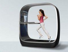future, treadmill, future concept, futuristi concept, future technology, latest technology, Il-Seop Yoon, Voyager, innovations in technology, futuristic
