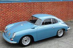 Porsche 356 B Super 90 GT Coupe