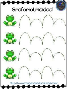 Weather Activities For Kids, Frog Activities, Fall Preschool Activities, Preschool Education, Preschool Learning, Preschool Workbooks, Printable Preschool Worksheets, Preschool Writing, Tracing Worksheets