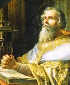 Saint Proclus of Constantinople pray for us.  Feast day October 24.