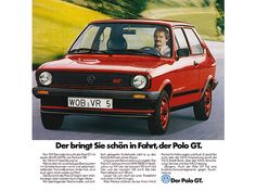 Volkswagen Polo GT (1979 - 1981) ☺