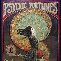 Psychic Fortunes Poster