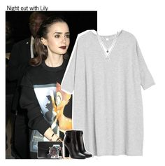 """""""#1846❤❤"""" by sofi-camachod ❤ liked on Polyvore featuring Givenchy, Monki, Tom Ford, Kenneth Cole, Hermès, Smashbox and lilycollins"""