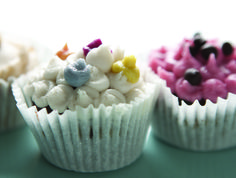 Izzi B's cupcakes (gluten free)