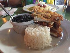 Brunch at Yuca Cafe