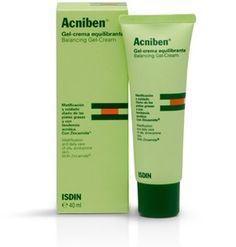 324592 Acniben Gel-Crema Equilibrante- 40 ml