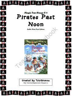 magic tree house pirates past noon book report Did you know that there's a magic tree house book for every kid secret maps—and ruthless pirates pirates past noon volume 4 of magic tree house (r) author.