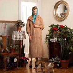Ulyana Sergeenko Fall-Winter 2015/16 Demi-couture