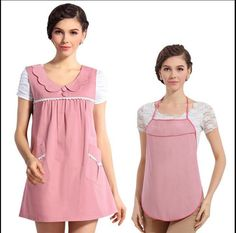 Anti-Radiation Protective Shield Maternity Baby Clothes Dress Maternity Dress