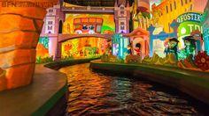 img Walt Disney Co, Time Warner, Office Wall Art, Netflix, China, Park, Parks, Porcelain