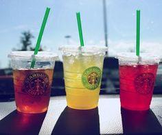 http://fashion881.blogspot.com - Starbucks iced tea/ lemonades