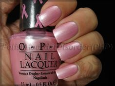 OPI - Pink of Hearts 2010.