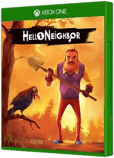 Hello neighbor alpha 3 xbox one