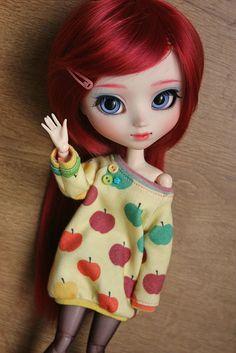 Custom Pullip ~ Autumn rainbow~