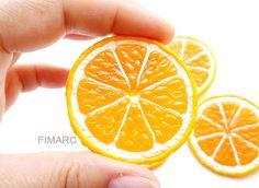 Sweet Lemon - broche Lemon, Orange, Fruit, Sweet, Candy