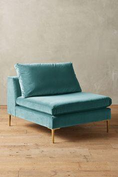 Velvet Edlyn Chair - anthropologie.com. www.fa-interiors.nl