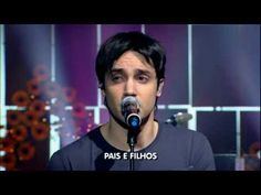 """Jay Vaquer no programa """"Som Brasil - Renato Russo"""" - """"Pais e Filhos""""."""