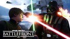 Jeu vidéo/ Retour sur la bêta de Star Wars Battlefront