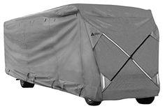 New Easy Setup Class C Cover Fits Rv Motorhome W Assist Steel Pole (26'-29')