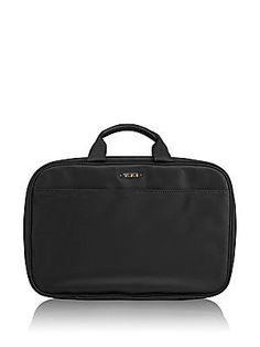 Tumi Monaco Zipped Travel Bag - Black - Size No Size