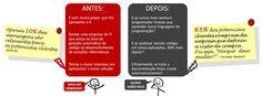 Formação: Criar Mensagens de Prospecção Eficazes -- Mesmo em Mercados Competitivos http://www.mariaspinola.com/comercial/Mensagens_Comerciais_Eficazes.html