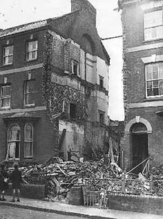 A history of the Exeter Blitz from 1940 to 1942 - includes the May 1942 blitz. Coventry Blitz, Exeter Devon, Teenage Wasteland, The Blitz, Swansea, Portsmouth, British History, World War Two, Bristol