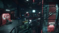 Graphic Design of inside CrimHex space station in the video game Star Citizen. https://robertsspaceindustries.com/enlist?referral=STAR-2JB4-2TBJ