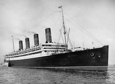 The RMS Aquatania served in both WWI and WWII and continued passenger service after the wars. She was in service for 43 years. Cunard Line.