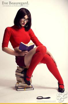 Scooby-Doo, Velma Eve Beauregard