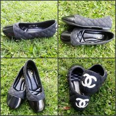 sepatu flat channel import hongkong  type : 379-173K  only size 30 harga Rp. 205.000..