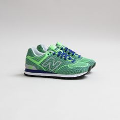 CNCPTS / New Balance ML574GB (Green/Blue)