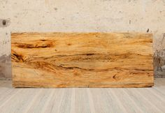 Spalted Beech Dining Table