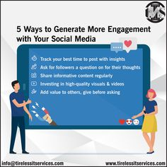 Do you struggle to get engagements and greater organic reach on Social Media? - Here are our 5 key principles to get greater engagements on Social Media, #facebook #Instagram #LinkedIn #Pinterest and #Twitter.  #socialmediatips #socialmediastrategy #engagement #growyourbusiness #DigitalMarketing