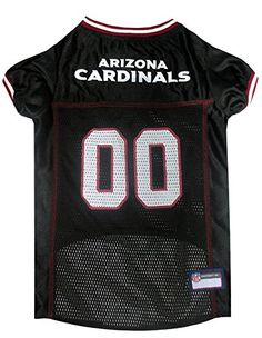 Pets First Arizona Cardinals Mesh Jersey XLarge ** Check out this great product.(This is an Amazon affiliate link)