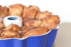 Hot Fudge-Marshmallow Monkey Bread | Taste and Tell