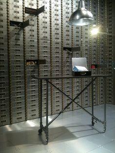 safe deposit boxes interior - Google Search