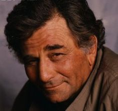 """Peter Falk--Actor--Most famous role as """"Columbo"""" 1927-2011"""