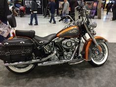 Harley Davidson Seattle Motorcycle Show