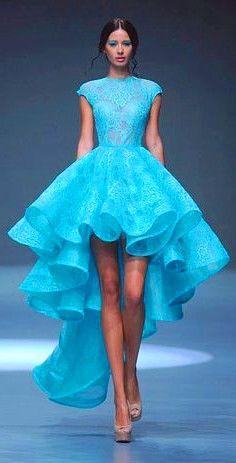 high-low prom dress