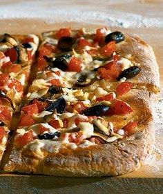 Best Pizza Recipes | Why order in when you can easily whip up delicious variations on this weeknight favorite?